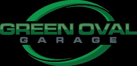 Green oval Logos.