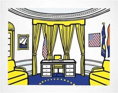 Oval office clipart.