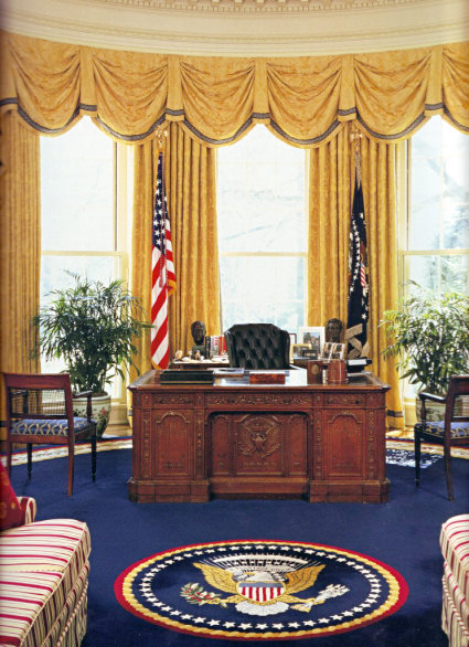 Oval Office for Studies and Research.
