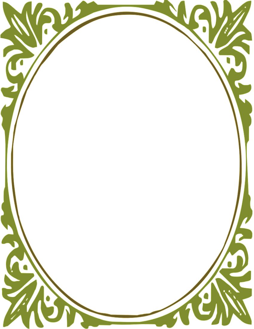 More Frames Clip Art Download.