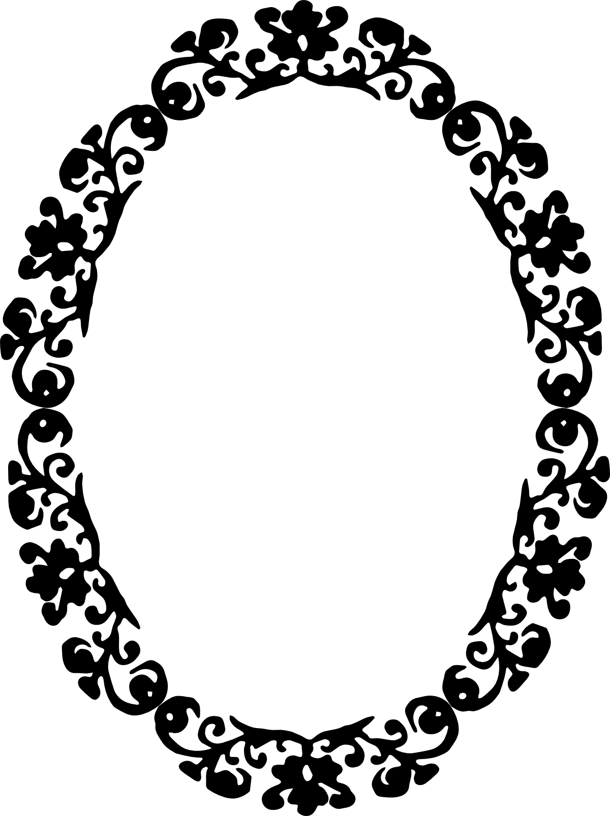 oval outline border clipart 20 free Cliparts | Download ...