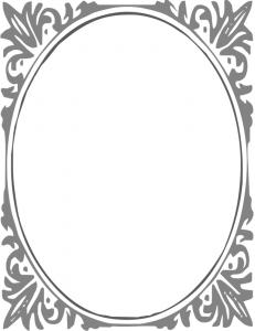 Oval Frames Clip Art Download.