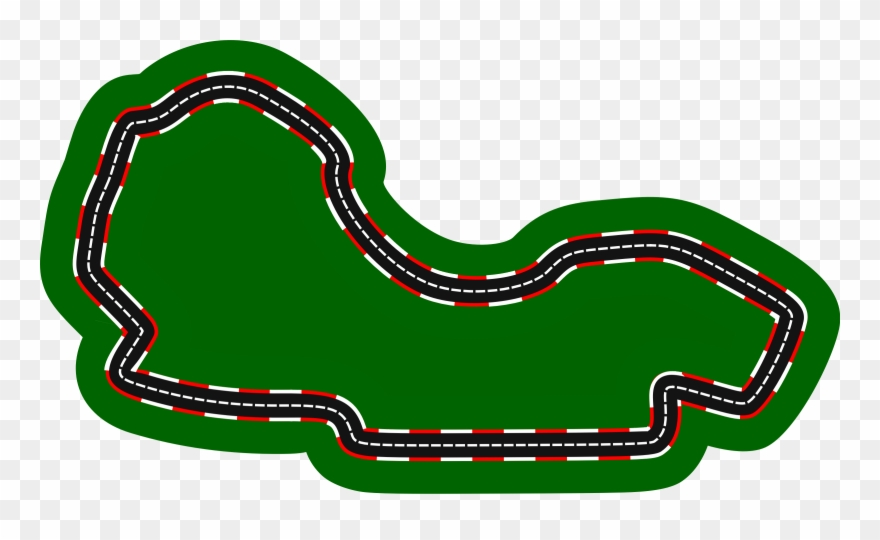 Clip Art Royalty Free Stock Car Race Track Clipart.