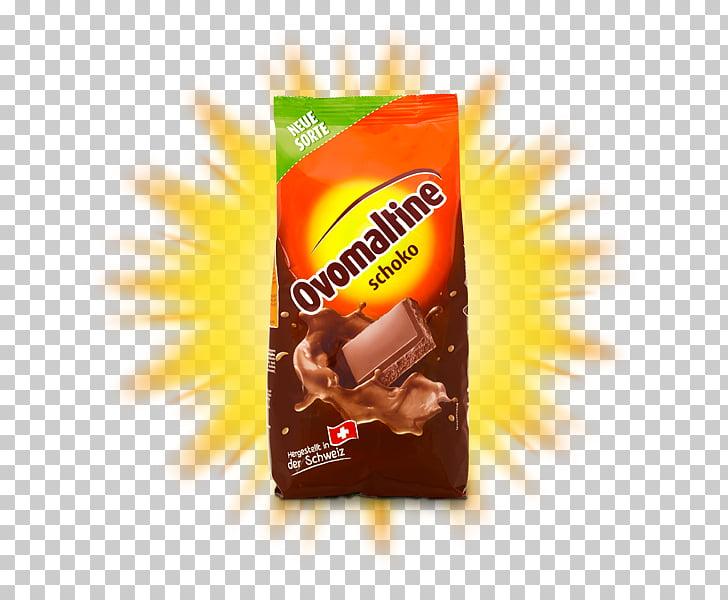 Ovaltine Chocolate bar Hot chocolate Milk Tiramisu, milk PNG.