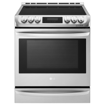 LG Kitchen Ranges & Ovens: Cook with Precision.