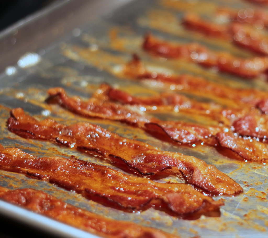 Oven Baked Bacon: Perfectly Crisp Bacon Every Time.