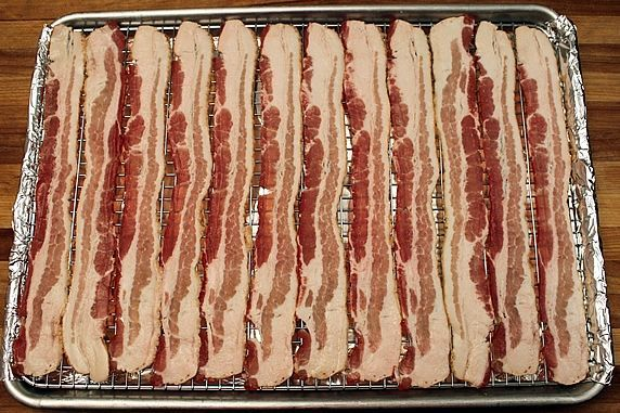 How to Bake Bacon.