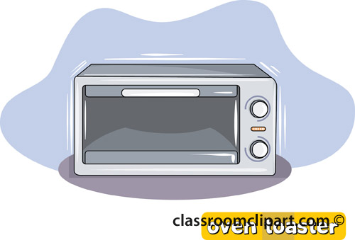 Baking Oven Clipart.