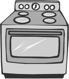 Ovens clipart.