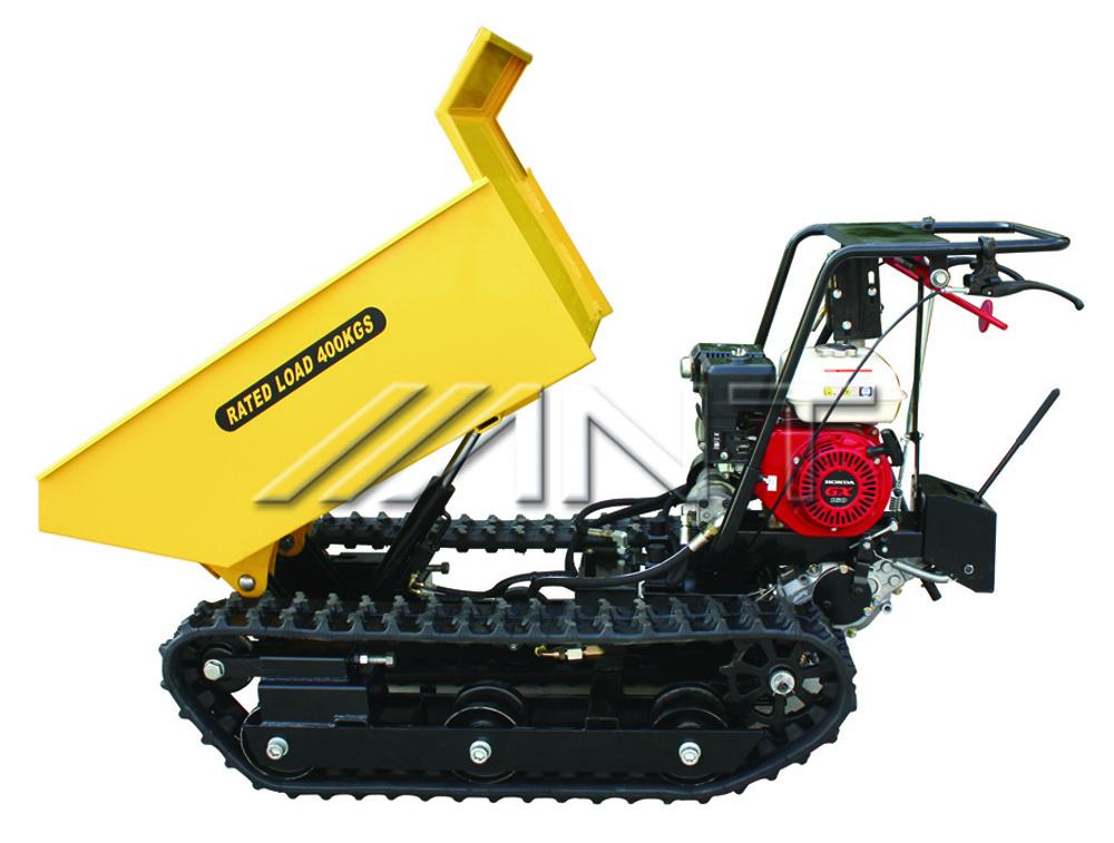 By400 Mini Dumper 400kg Hydraulic Mini Dumper.