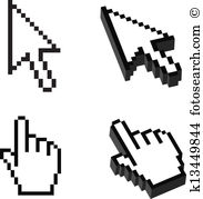 Two dimensional shape Clipart Illustrations. 989 two dimensional.
