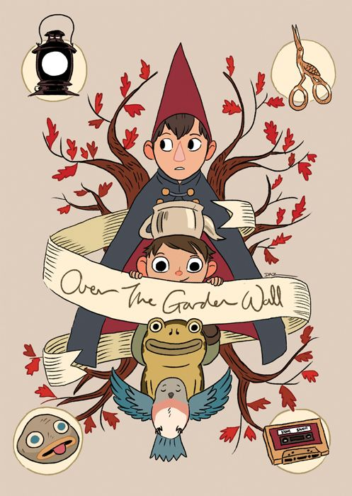 17 Best ideas about Over The Garden Wall on Pinterest.
