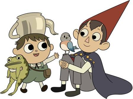 List of Over the Garden Wall characters.