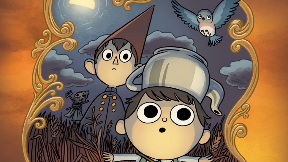 Exclusive: Patrick McHale Talks Bringing OVER THE GARDEN WALL to.
