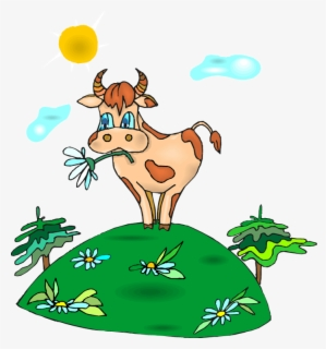 Free Over The Hill Clip Art with No Background.
