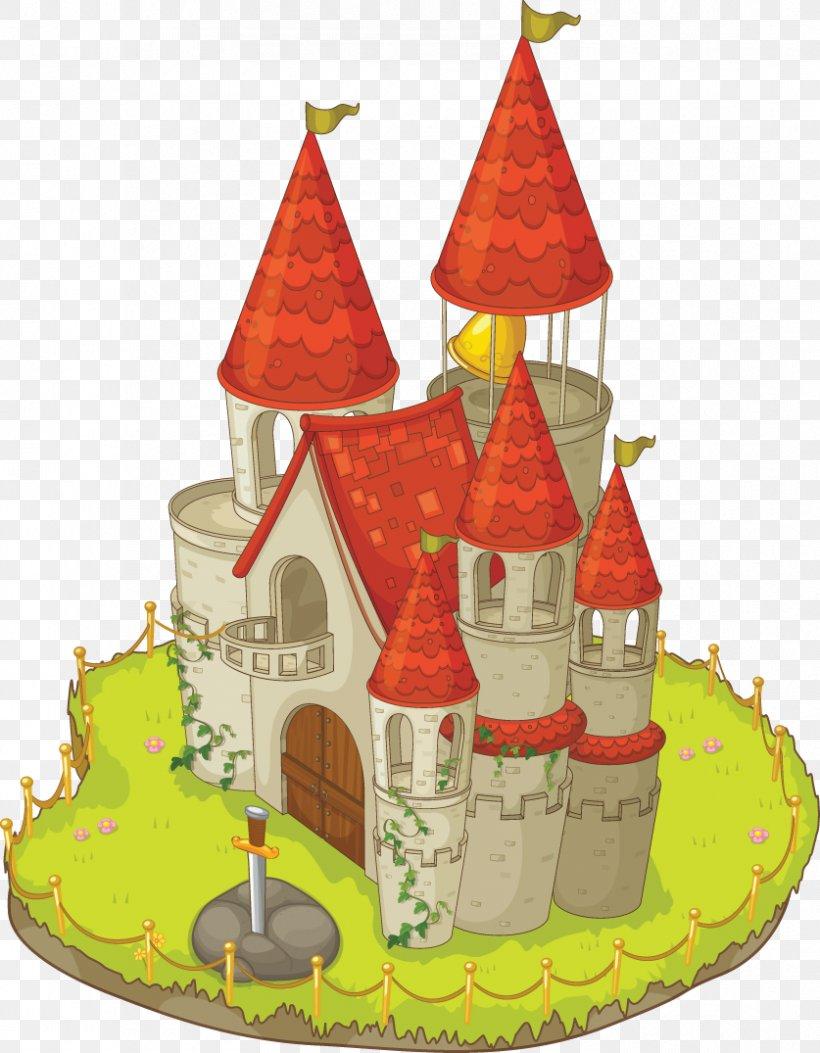 Moat Cartoon Castle Royalty.