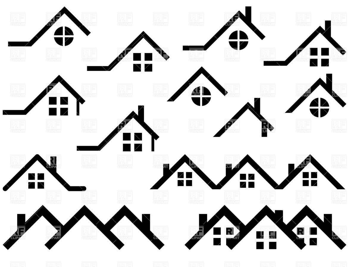 Rooftop Clipart Free.