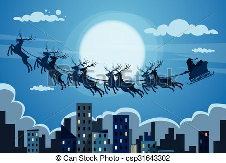 Christmas rooftops Clipart Vector and Illustration. 130 Christmas.
