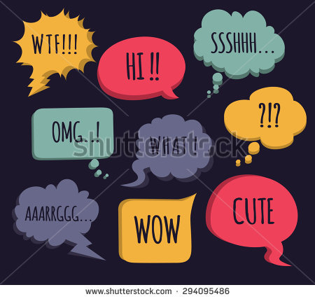 Cute Chat Box Stock Photos, Royalty.