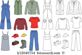 Overall Clipart Illustrations. 2,174 overall clip art vector EPS.