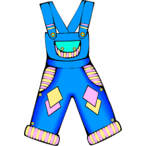 Overalls Clipart, Cliparts Of Overalls Free Download.