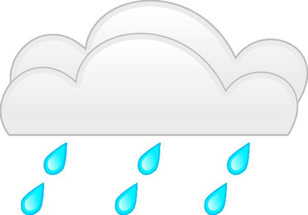 Overcloud Rainfall Clip Art at Clker.com.