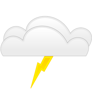 overcloud thunder clipart, cliparts of overcloud thunder free.