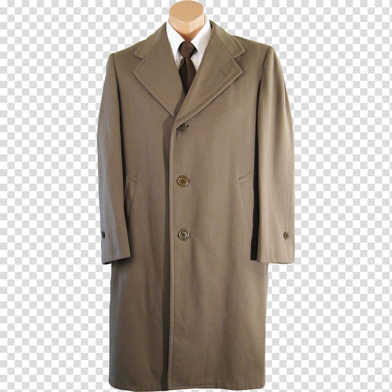 Overcoat 1940s 1950s Suit, suit transparent background PNG.