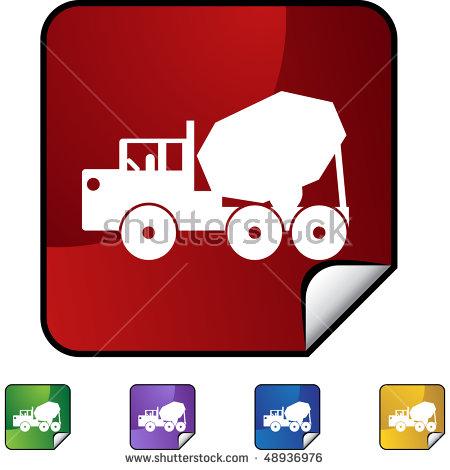 Overweight Truck Wrongly Declared Cargo Weight Stock Vector.