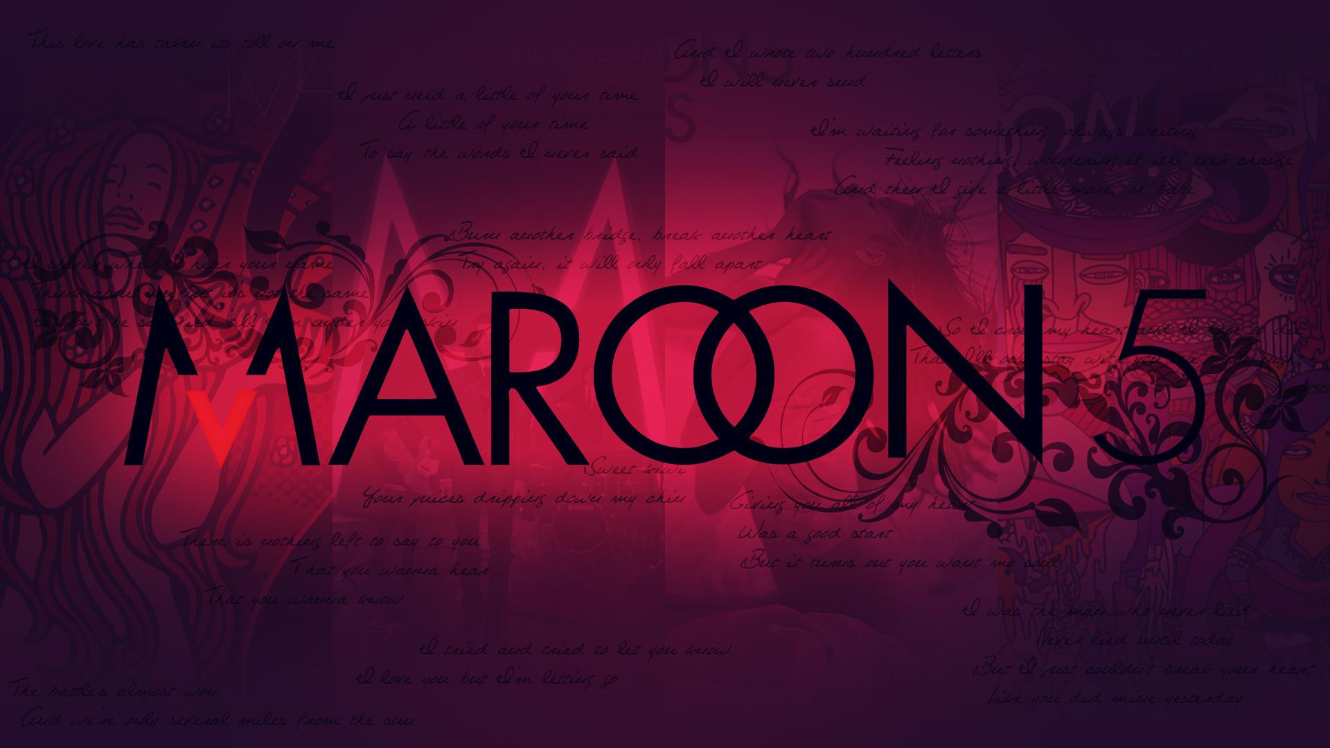 Maroon 5 desktop clipart.