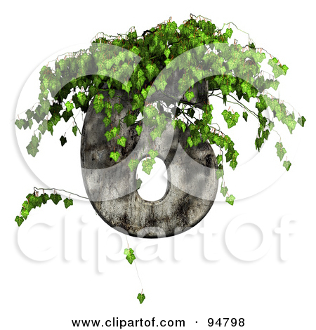Green Ivy Clipart.