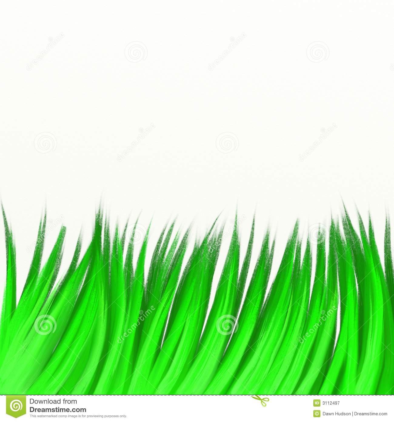 Overgrown grass clipart.