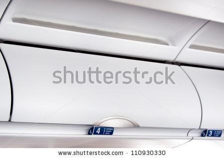 Overhead Compartment Stock Photos, Royalty.