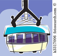 Overhead cable car Illustrations and Stock Art. 19 overhead cable.
