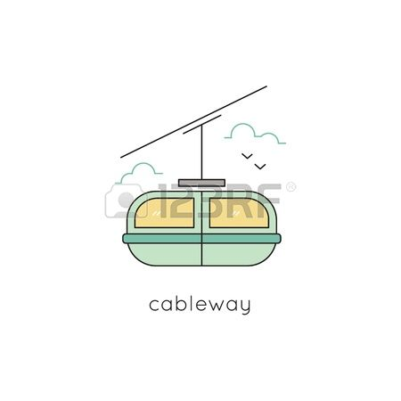 225 Overhead Cable Car Cliparts, Stock Vector And Royalty Free.