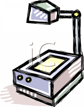 Projector Clipart.