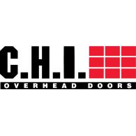 CHI Overhead Doors Logo Vector (.EPS) Free Download.