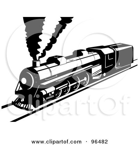 Railway Clipart.