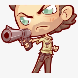 Overkill\'s The Walking Dead , Transparent Cartoon, Free.