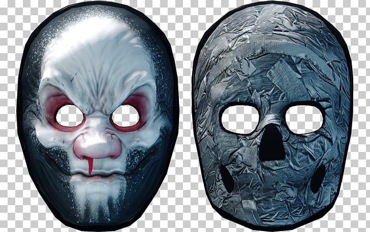 Payday 2 Mask Overkill\'s The Walking Dead Overkill Software.