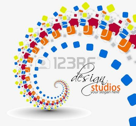 28,697 Overlap Stock Vector Illustration And Royalty Free Overlap.