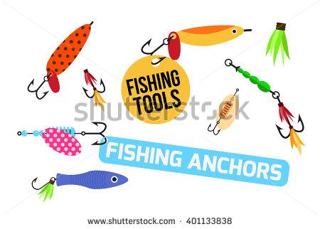 Vector Fish Icon Fishing Abstract Logo Stock Vector 374713564.