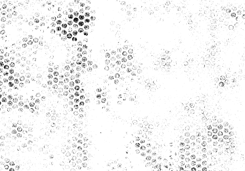 6 Grunge Dots Overlay (PNG Transparent).