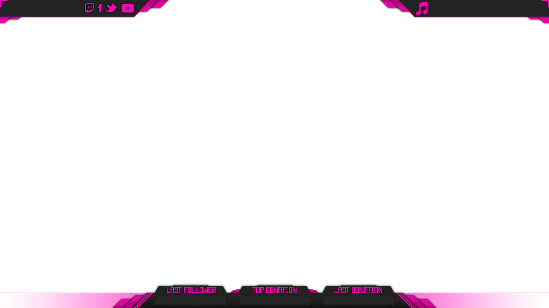 Twitch Overlay Png (+).