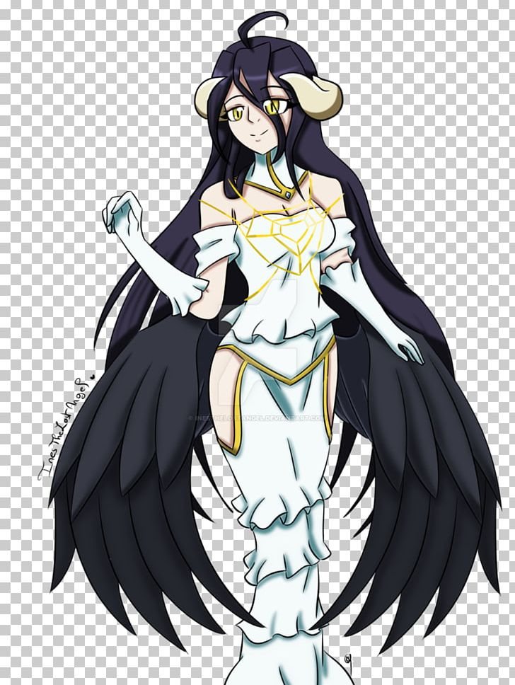 Albedo Overlord Png & Free Albedo Overlord.png Transparent.