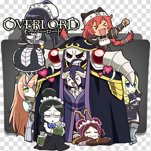 Overlord Folder Icon, Overlord [ transparent background PNG.