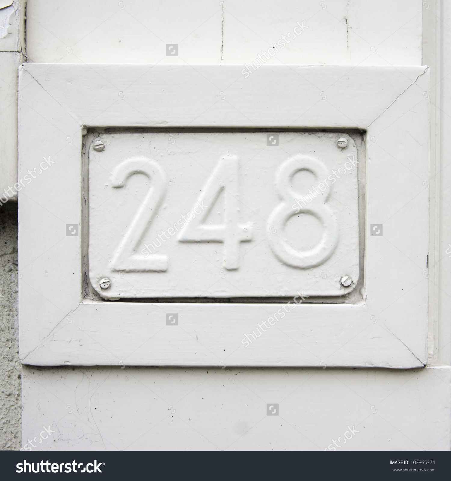 House Number Two Hundred And Forty.