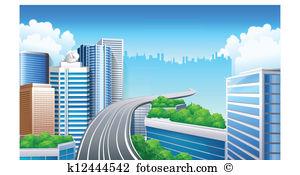 Overpass Clipart Vector Graphics. 160 overpass EPS clip art vector.