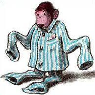 Free Pajama Clipart.