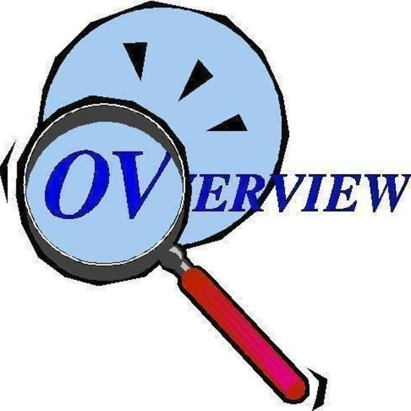 Overview Clipart.